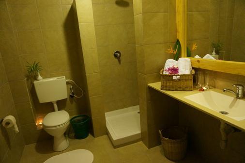 Casa del Mar Hotel Zanzibar - Jambiani - Bathroom