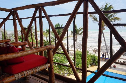 Casa del Mar Hotel Zanzibar - Jambiani - Balcony