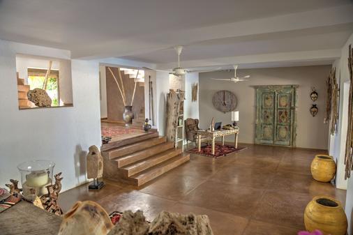 Uzuri Villa - Jambiani - Lobby