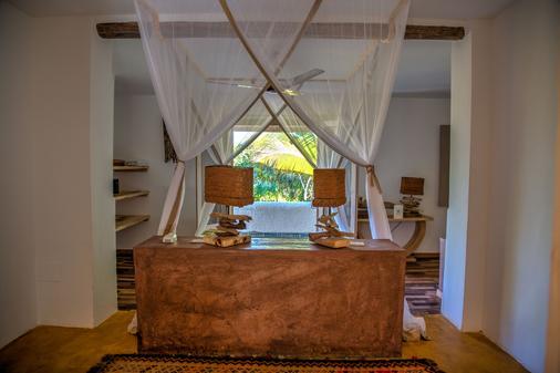 Uzuri Villa - Jambiani - Bedroom