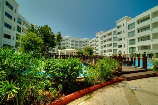 Jasmine Court Hotel & Casino - Kyrenia - Building
