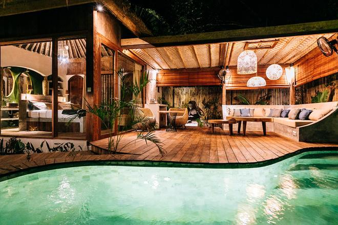 MAJO Private Villas - Gili Trawangan - Pool