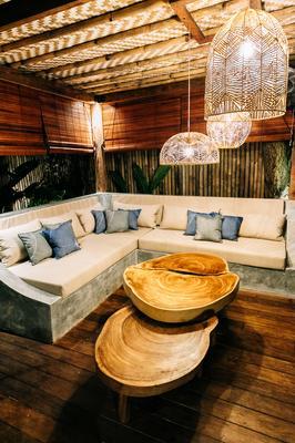 MAJO Private Villas - Gili Trawangan - Living room