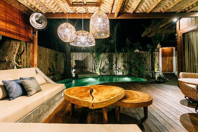 MAJO Private Villas - Gili Trawangan - Patio