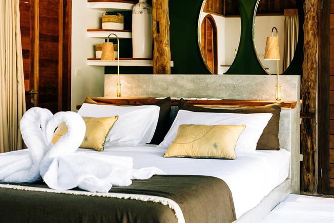 MAJO Private Villas - Gili Trawangan - Bedroom