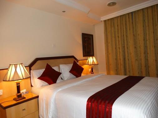 Mayfair Hotel - Dar Es Salaam - Phòng ngủ