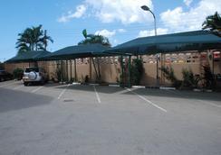 Mayfair Hotel - Dar Es Salaam - Cảnh ngoài trời