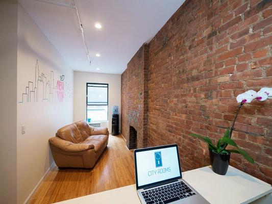 City Rooms NYC Soho - New York - Living room