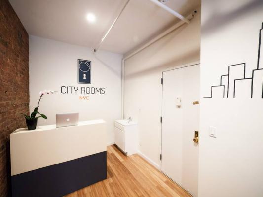 City Rooms NYC Soho - New York - Front desk