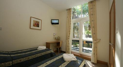聖約瑟夫酒店 - 倫敦 - 倫敦 - 臥室