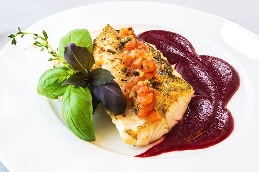 Hotel Portius - Krosno - Food