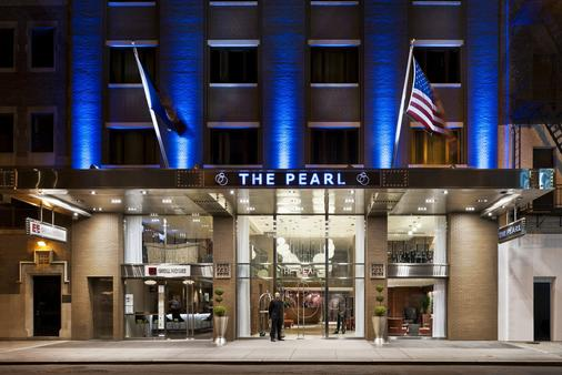 The Pearl New York - Нью-Йорк - Здание