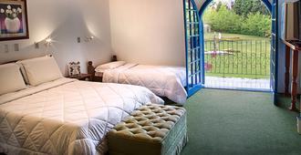 格拉瑪多宮殿酒店 - 格拉馬杜 - 臥室