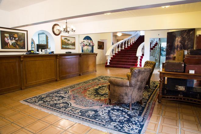 Hotel Gramado Palace - Gramado - Front desk