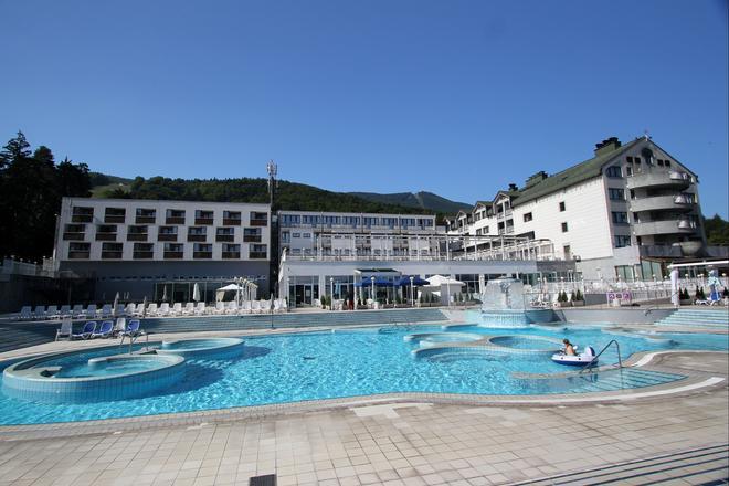 Hotel Habakuk - Maribor - Uima-allas