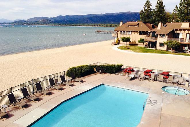 Tahoe Lakeshore Lodge & Spa - Саут-Лейк-Тахо - Бассейн