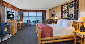 Tahoe Lakeshore Lodge & Spa - South Lake Tahoe - Makuuhuone