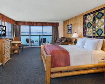 Tahoe Lakeshore Lodge & Spa - South Lake Tahoe - Κρεβατοκάμαρα