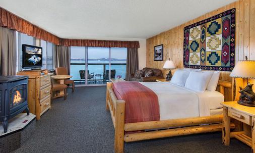 塔霍湖岸溫泉旅館 - 南太浩湖 - 南太浩湖 - 臥室