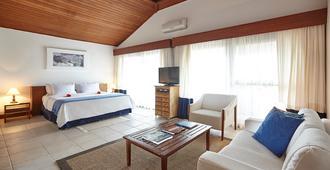 布希奧斯波圖灣酒店 - Buzios (布基亞斯濱海碼頭) - Buzios/布基亞斯 - 臥室