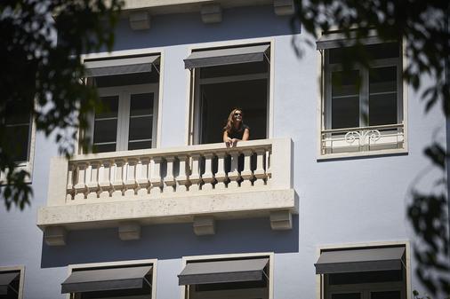 Hotel PortoBay Marquês - Λισαβόνα - Μπαλκόνι