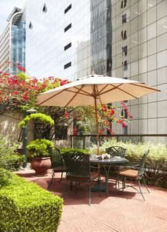 L'Hotel PortoBay São Paulo - Sao Paulo - Patio