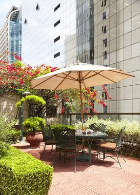 L'Hotel PortoBay São Paulo - Σάο Πάολο - Βεράντα