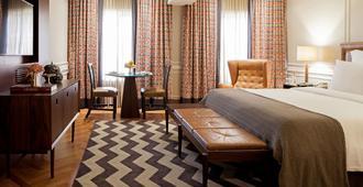 L'Hotel PortoBay São Paulo - סאו פאולו - חדר שינה