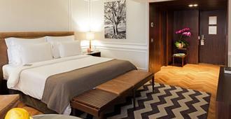 L'Hotel PortoBay São Paulo - São Paulo - Schlafzimmer