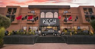 Kech Boutique Hotel & Spa - Marrakech - Edificio