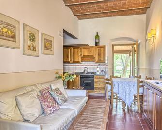 Borgo San Benedetto - Montaione - Huiskamer