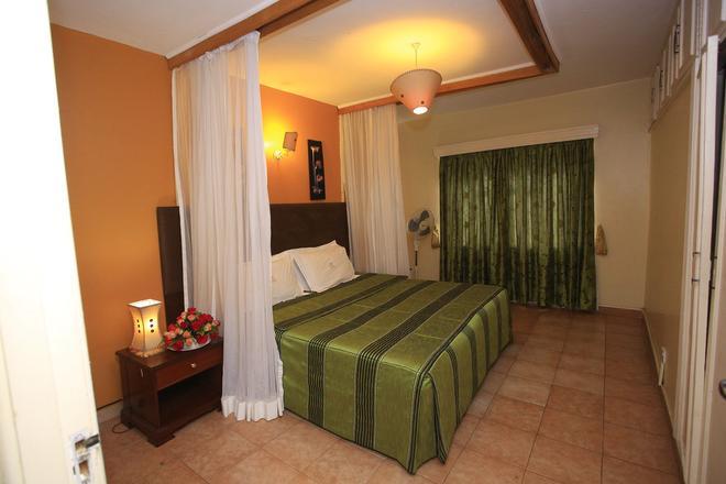 Hillpark Hotel - Nairobi - Habitación