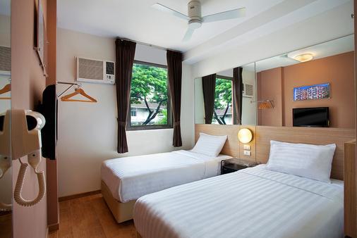 Red Planet Pattaya - Pattaya - Makuuhuone