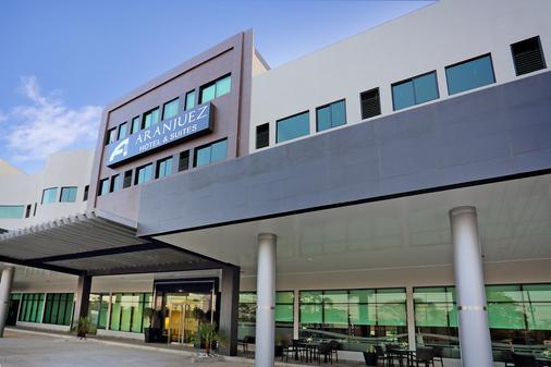 Aranjuez Hotel & Suites - David - Rakennus
