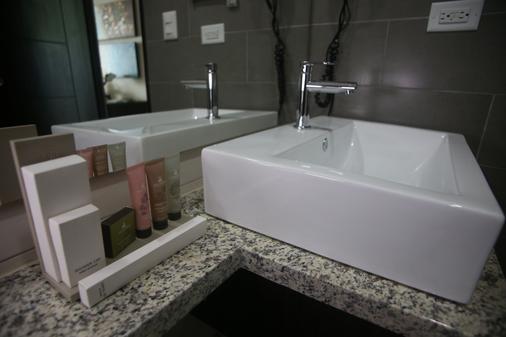 Aranjuez Hotel & Suites - David - Kylpyhuone