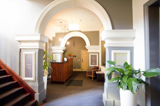 1831 Boutique Hotel - Sydney - Lễ tân