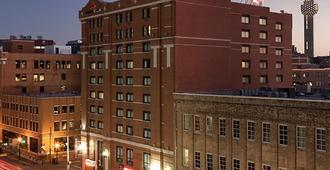 Springhill Suites Dallas Downtown / West End - Dallas - Rakennus