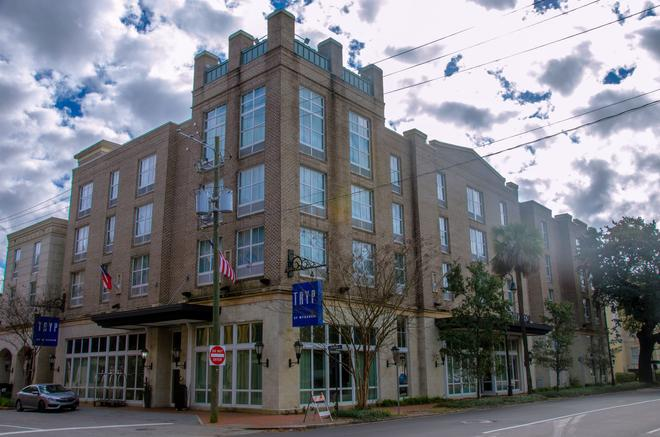 TRYP By Wyndham Savannah Downtown/Historic District - Savannah - Toà nhà