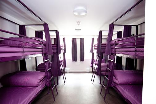 Safestay London Elephant & Castle - Hostel - London - Phòng ngủ