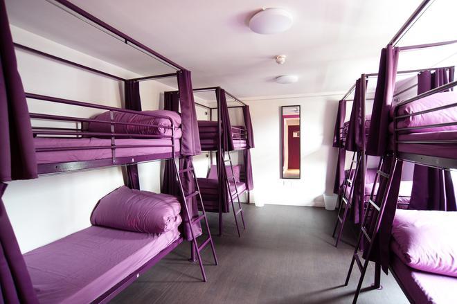 Safestay London Elephant & Castle - Hostel - London - Bedroom