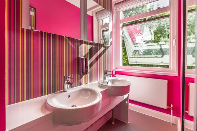 Safestay London Kensington Holland Park - Londra - Banyo
