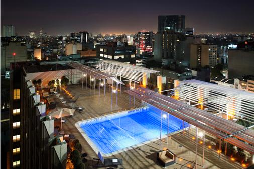 Galeria Plaza Reforma - Мехико - Бассейн