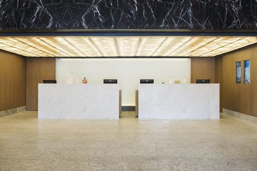 Galería Plaza - Ciudad de México - Recepción