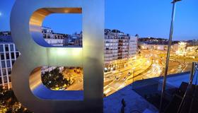 B-Hotel - Barcelona - Kattoterassi