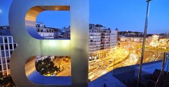 B Hotel - Barcellona - Terrazza