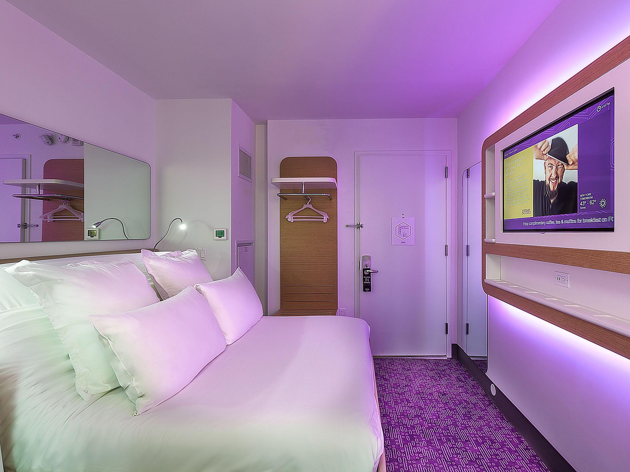 YOTEL Boston | Hotel Cabins | YOTEL