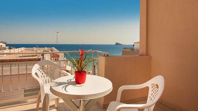 Hotel RH Sol - Benidorm - Balcony