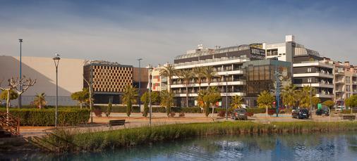 Hotel RH Don Carlos & SPA - Peníscola - Gebäude