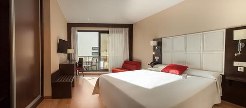 Hotel RH Don Carlos & SPA - Peníscola - Schlafzimmer