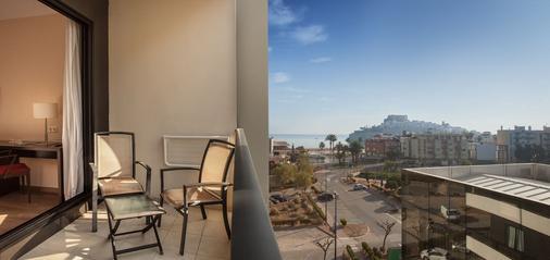 Hotel RH Don Carlos & SPA - Peníscola - Balkon